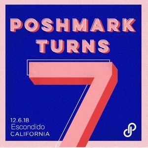 Other - Poshmark Turns 7